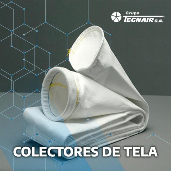 Los colectores de polvo suelen aplicarse para concentraciones más pesadas, cargas de procesos industriales donde el aire o gas a ser limpiado se origina en los sistemas de escape locales o en la pila de proceso efluentes de gas.