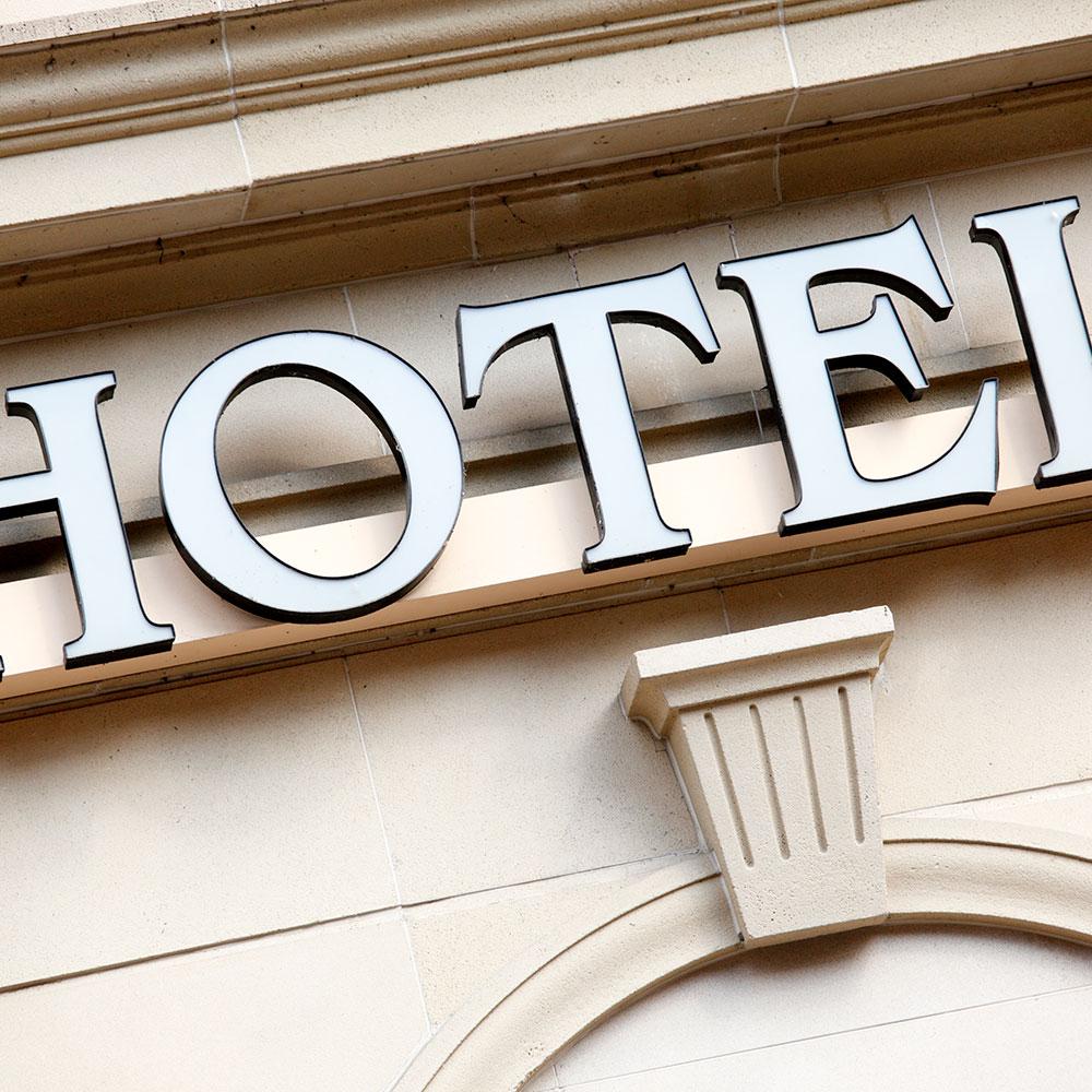 Ventilación en hotel Grupo Tegnair